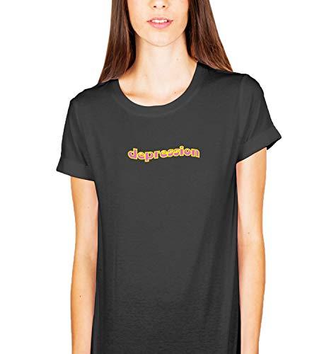 eb9697997f77 LumaShirts Depression Vaporwave Millenium Style 011231 Shirt T-Shirt Tshirt  T Shirt For Women Ladies Lady Cute Funny Gift Present ...