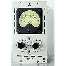 IGS Audio One la 500Opto-Compressor per tubi a vuoto ad alta tensione 500della serie MODULO GRIGIO