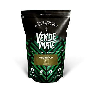 Mate-Tee-Verde-Mate-Organica-Despalada-500g-Verde-Mate-Grn-Organisch-Despalada-Mate-Tee-aus-Brasilien-Hohe-Qualitt-Stark-anregender-Mate-Tee-Glutenfrei-rauchgetrocknet