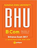 BHU Banaras Hindu University B.Com Entrance Exam 2017