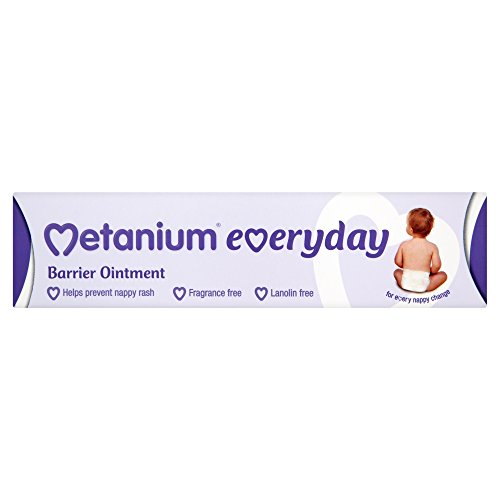 Metanium Everyday Barrier Ointment, 80 g Test