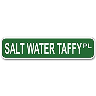 Adept Mechanism Salt Water Taffy Place Aluminum 4