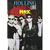 ROLLING STONES - LIVE AT THE MAX { import DVD PLAYS UK REGION 2 }