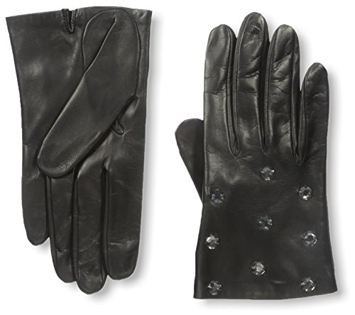 portolano-womens-leather-glove-with-faux-gems-black-75-m-us