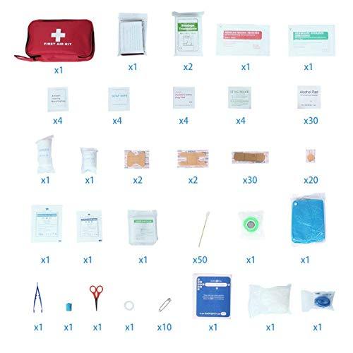 Zoom IMG-1 kit di primo soccorso 180