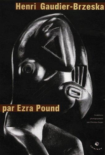 Henri Gaudier-Brzeska par Ezra Pound