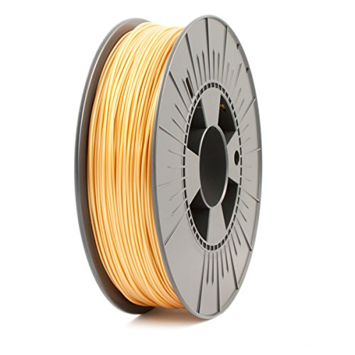 ICE FILAMENTS ICEFIL1PLA120 PLA Filament, 1,75 mm, 0,75 kg, Glamorous Gold