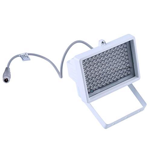 DC 12V 96 LED Nachtsicht Licht IR Infrarot Licht Universal-Lampe für CCTV-Kamera Hausgarten Sicherheit Lampe