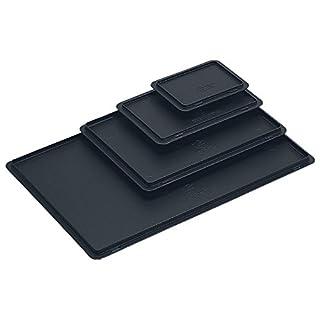 UTZ Deckel für Lagerbehälter Standard, ESD, 400 x 300 mm
