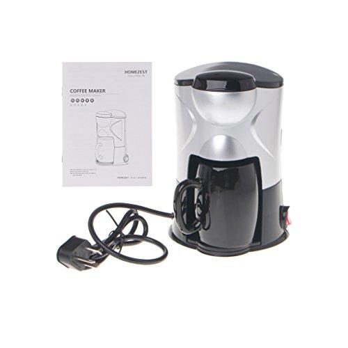 Duyummy Elektrischer Kaffee-automatischer Maschinen-Multifunktionstropf-einzelner Dienen...