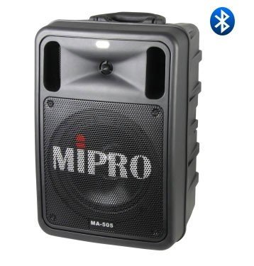 MIPRO MA 505 Mobile PA-Systeme