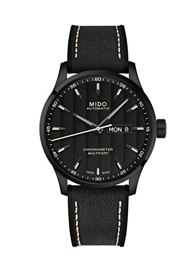 MIDO MULTIFORT Chronometer M038.431.37.051.00 - Mido-uhr-band