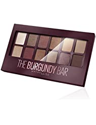 MAYBELLINE PALETTE 04 THE BURGUNDY BAR