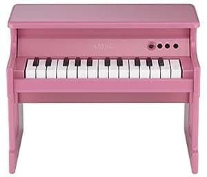 Korg TINYPIANOPK Mini-Piano, 25 Tasten pink
