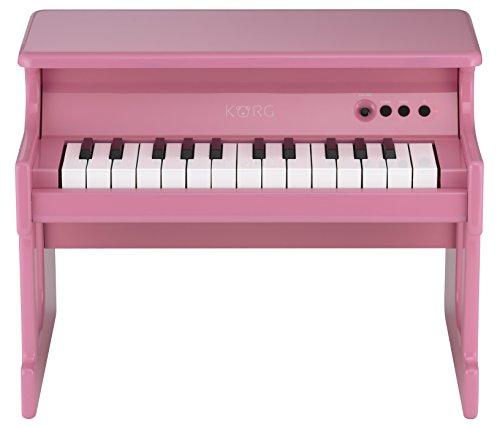 Korg TINYPIANOPK Mini-Piano, 25 Tasten pink (Mini Grand Piano)