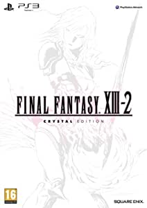 Final Fantasy XIII-2 - Crystal Edition (PS3)