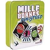 Dujardin - 59062 - Jeu de Cartes - Mille Bornes Fun et Speed - Boîte Métal