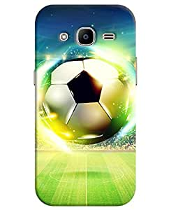 Back Cover for Samsung Galaxy J2 Pro (Printed Designer)