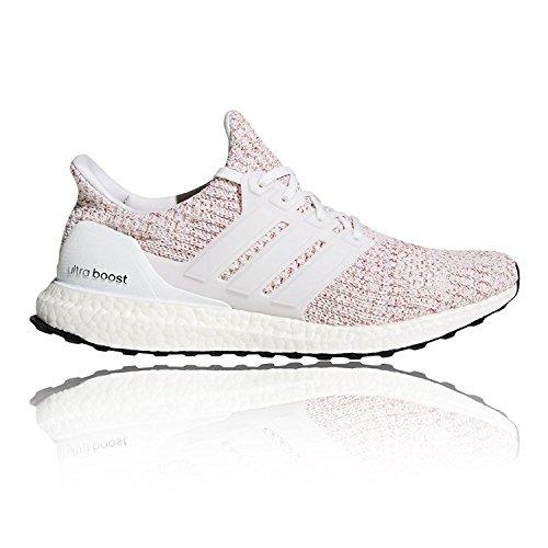 adidas Herren Ultraboost Traillaufschuhe, Weiß (Ftwbla/Ftwbla/Escarl 000), 46 2/3 EU