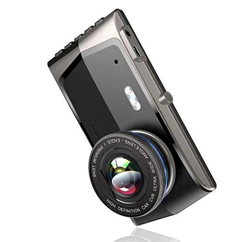 Dandeliondeme Auto-DVR A17, 10,2 cm Dash-Cam, Nachtsicht, Dual-Objektiv-Kamera-Recorder