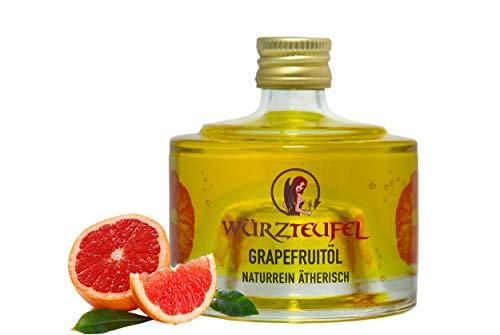 Grapefruitöl, natürliches Grapefruit - Öl aus USA, Florida. NATURREIN, ÄTHERISCH. Wasserdampfdestillation. Fläschchen 40 ml.
