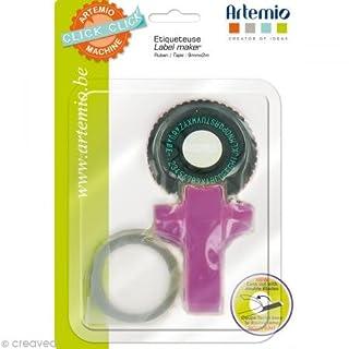 Artemio 11 cm Click Click Small Model Label Maker