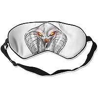 Eye Mask Eyeshade Drawn Snake Sleeping Mask Blindfold Eyepatch Adjustable Head Strap preisvergleich bei billige-tabletten.eu