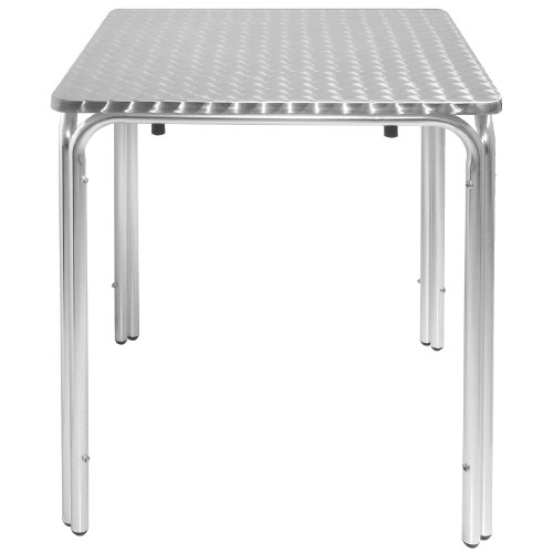 Bolero Square Leg Table 720X600X600mm Restaurant Bar for sale  Delivered anywhere in UK