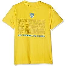 Boca Juniors Mistica Camiseta, Niños, Amarillo, ...