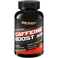 My supps, Inglés Caffeine Boost 300