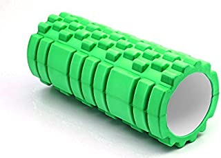 Electrobot Yoga Foam Roller Fitness Gym Exercises for Physio Massage Pilates Muscles Training 33CM