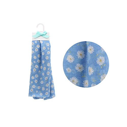 CGB Giftware Willow And Rose Flower Scarf
