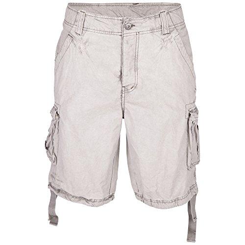Chiemsee Herren Shorts Irdo Ghost Grey