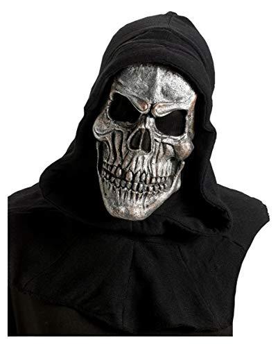 Kapuzen Schädel Maske -
