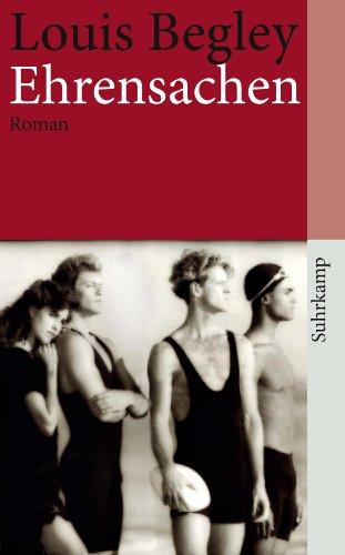 Buchseite und Rezensionen zu 'Ehrensachen: Roman' von Louis Begley