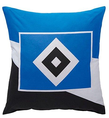 """Hamburger SV HSV KISSEN """"BLAU-WEISS-SCHWARZ"""