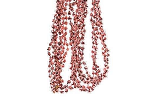 Ghirlanda natalizia di diamanti color rosa marmo natale addobbi decorazioni