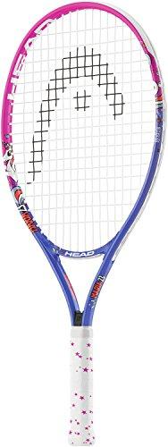 Junior Schläger Tennis (HEAD Kinder Maria Tennisschläger, Blau/Rose, 23-Inch (Age 6-8))