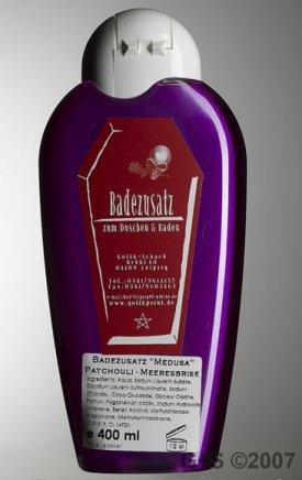 Patchouli Medusa - Badezusatz (400 ml)