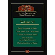 6: The New Interpreter's(r) Bible Commentary Volume VI: Esther, Additions to Esther, Tobit, Judith, 1 & 2 Maccabees, Wisdom of Solomon, Sirach, ... (The New Interpreter's Bible Commentary)