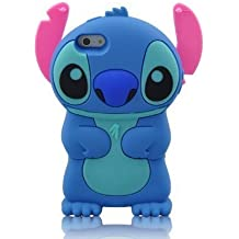 Anya A-5013-26 - Funda para iPhone 5/ 5S/ 5C, diseño 3D de superhéroe de dibujos animados, silicona suave, compatible con Apple iPhone 5