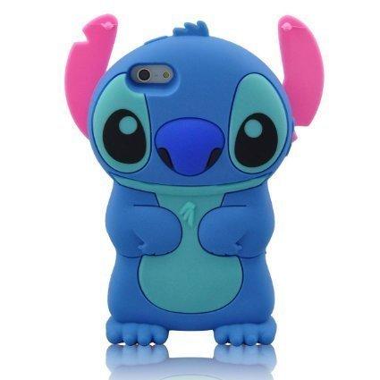 Skin iPhone 5 5S 5C cas, Anya 3D Bow Superhero