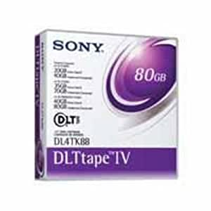 DLT IV Data Cartridge 40–80 Go