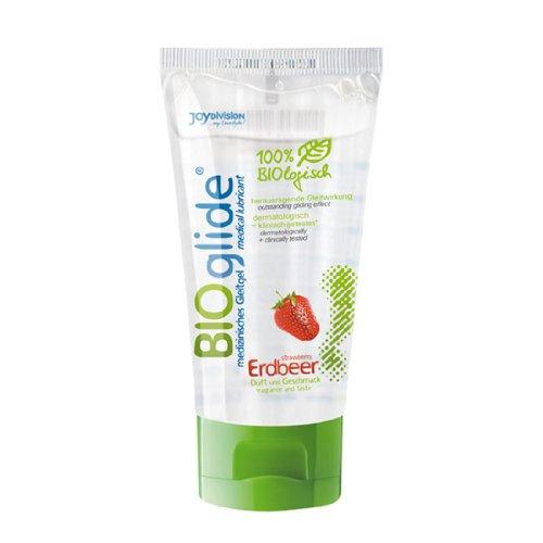 Bioglide 80 ML LUBE Erdbeergeschmack