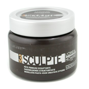 L'ORÉAL EXPERT PROFESSIONNEL - HOMME sculpting fibre paste 150 ml-unisex