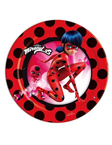 Prodigiosa: Las aventuras de Lady Bug 8Teller 18cm -