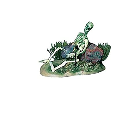 Pen-Plax 085 Action Air Pirate Skeleton with Jug & Treasure