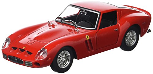 Bburago. Miniature Voiture de Collection, 26018R, Rouge,