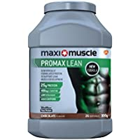 Maximuscle Promax Lean Protein Powder Formulated to Build Lean Muscle, Chocolate, 990 g