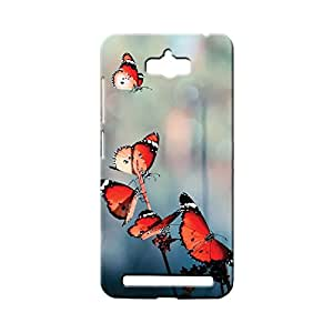 BLUEDIO Designer 3D Printed Back case cover for Asus Zenfone Max - G6525
